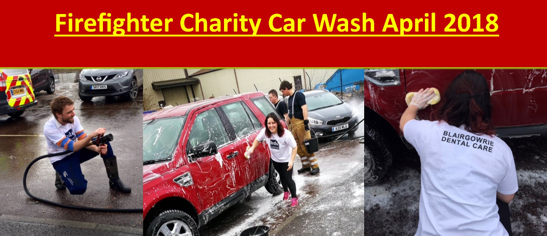 BDC Firefighters Charity Car Wash