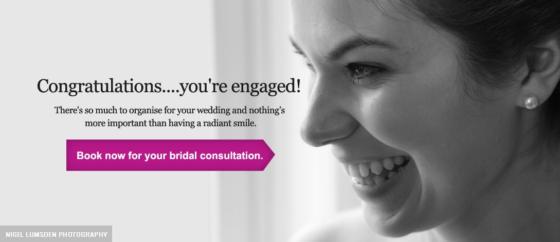 Blairgowrie Dental Care - Wedding Smile